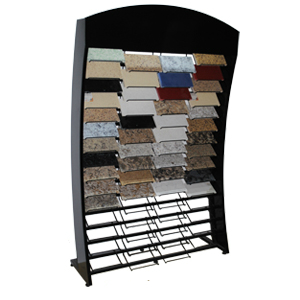Granite Sample Display Racks,Shop Display Stands-S064